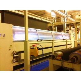 Carpet shearing unit